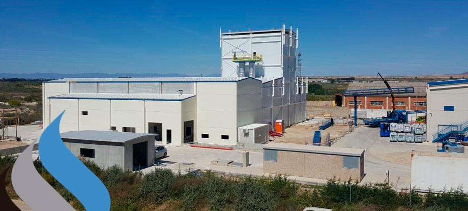 Atomizador Industria agroalimentaria egproyect