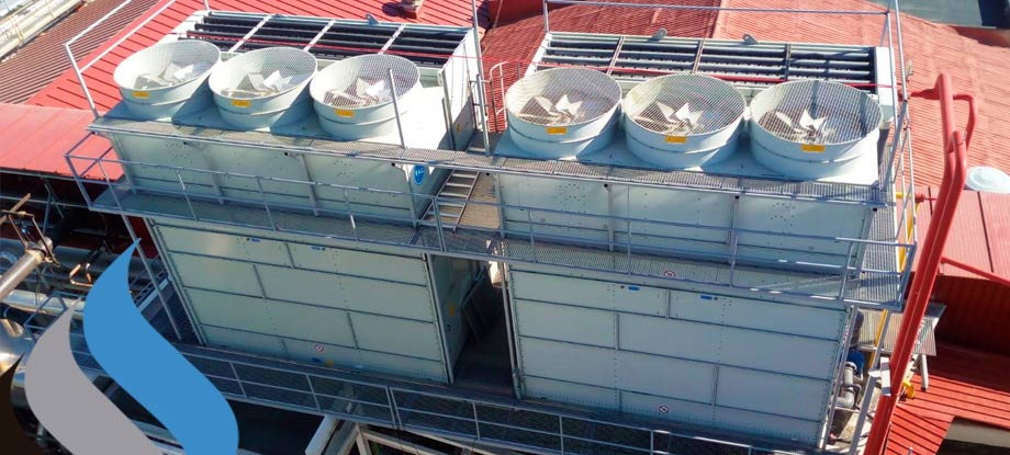 Estructuras para instalaciones egproyect